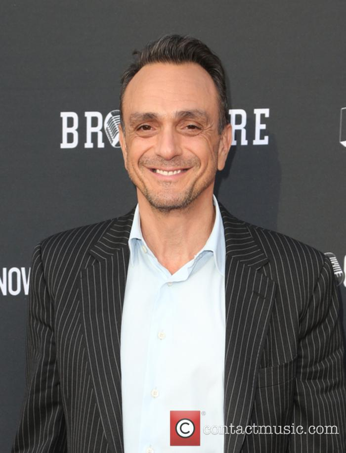 Hank Azaria at a 'Brockmire' screening