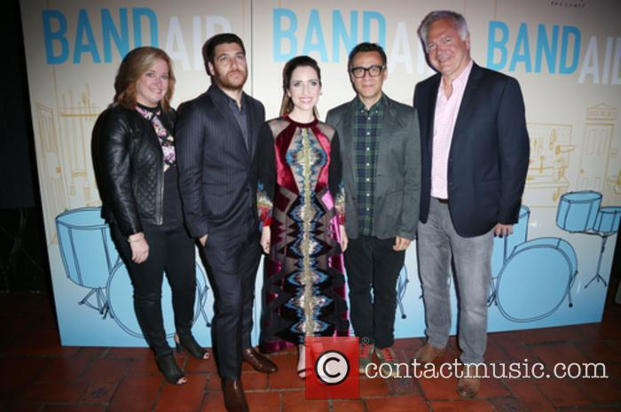 Adam Pally, Zoe Lister-jones, Fred Armisen and Guests