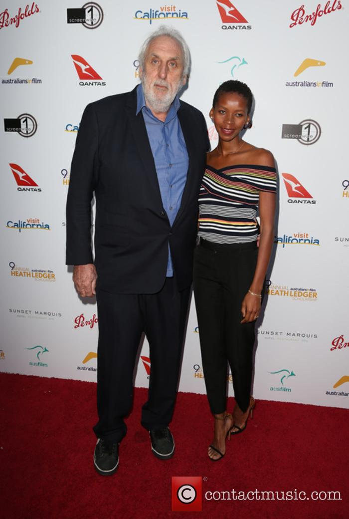 Phillip Noyce and Vuyo Dyasi