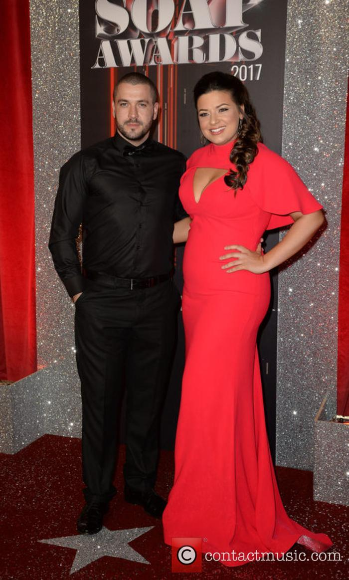 Shayne Ward and Sophie Austin