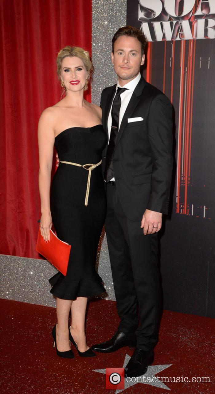 Sarah Jayne Dunn and Gary Lucy
