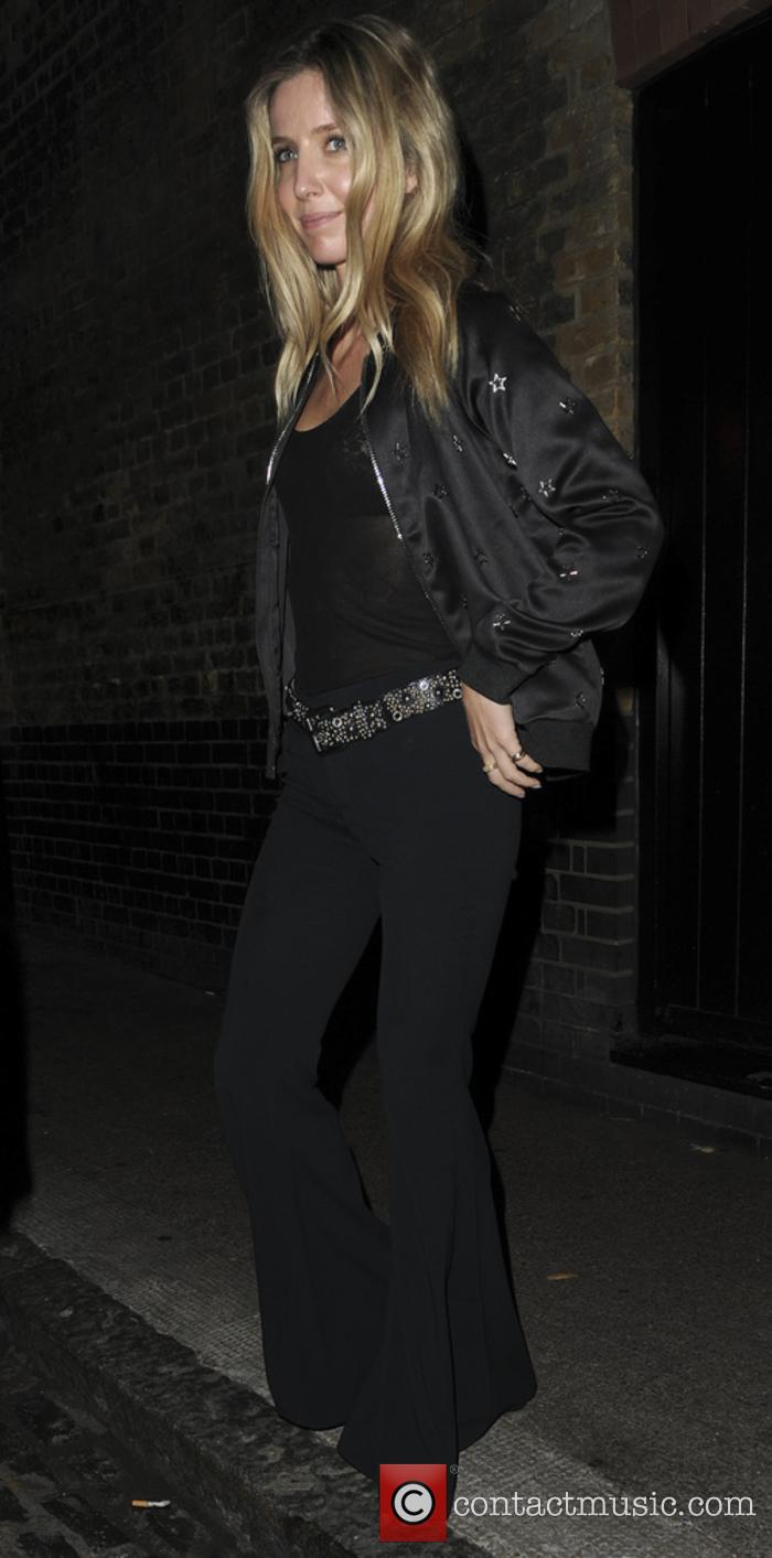 Celebrities seen at The Chiltern Firehouse