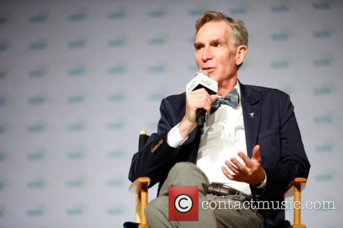 Bill Nye Book Con 2017