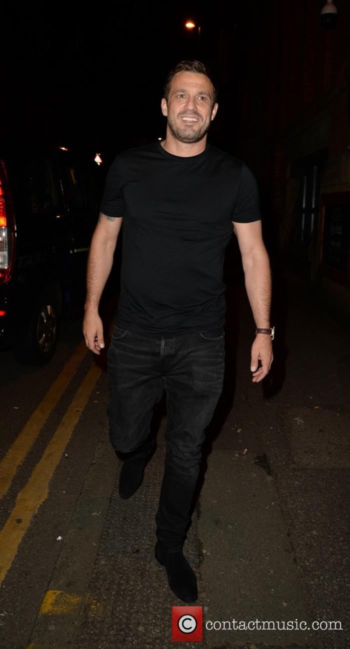 Hollyoaks Soap Awards After Party