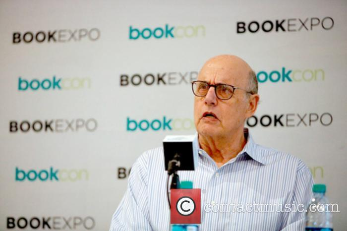 Jeffrey Tambor at the 2017 BookCon