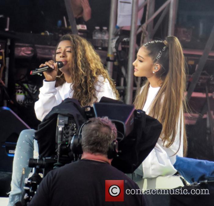 Ariana Grande and Victoria Monet 11