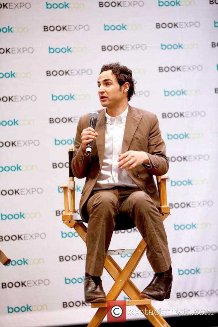 Zac Posen at BookCon 2017