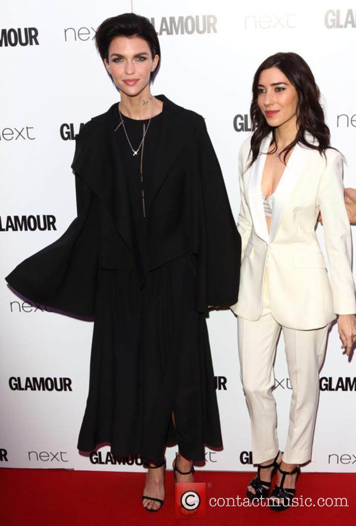 Ruby Rose and Jess Origliasso 2