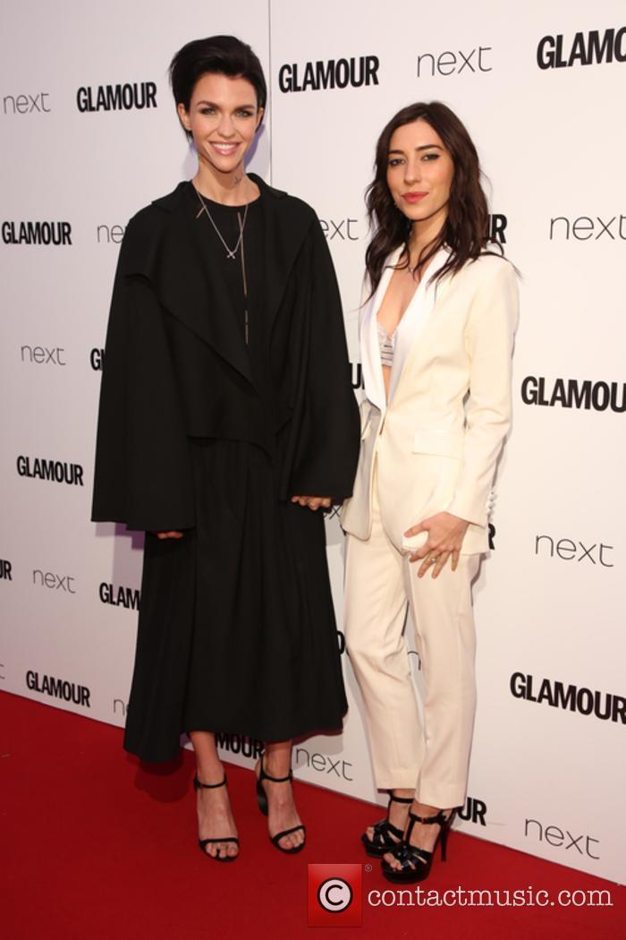 Ruby Rose and Jessica Origliasso 2