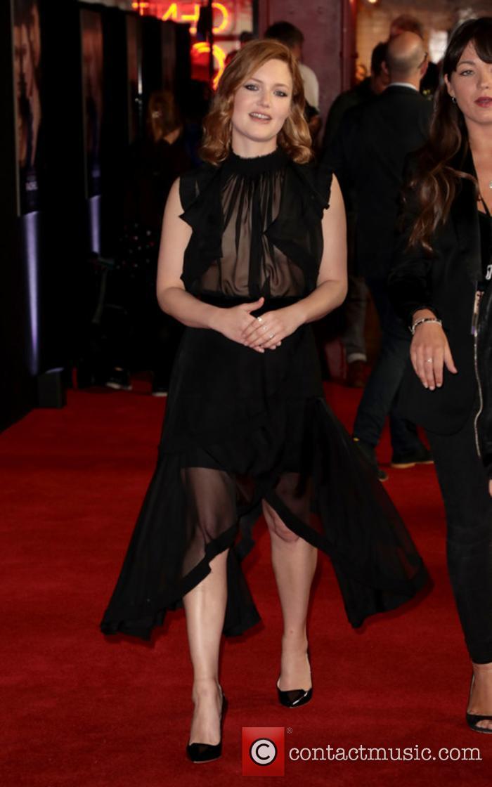 'My Cousin Rachel' film premiere, Arrivals, London, UK