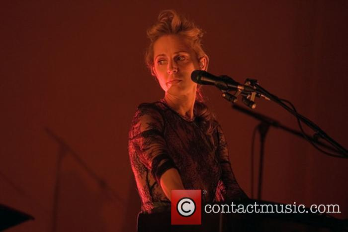 Agnes Obel performs live at the O2 ABC