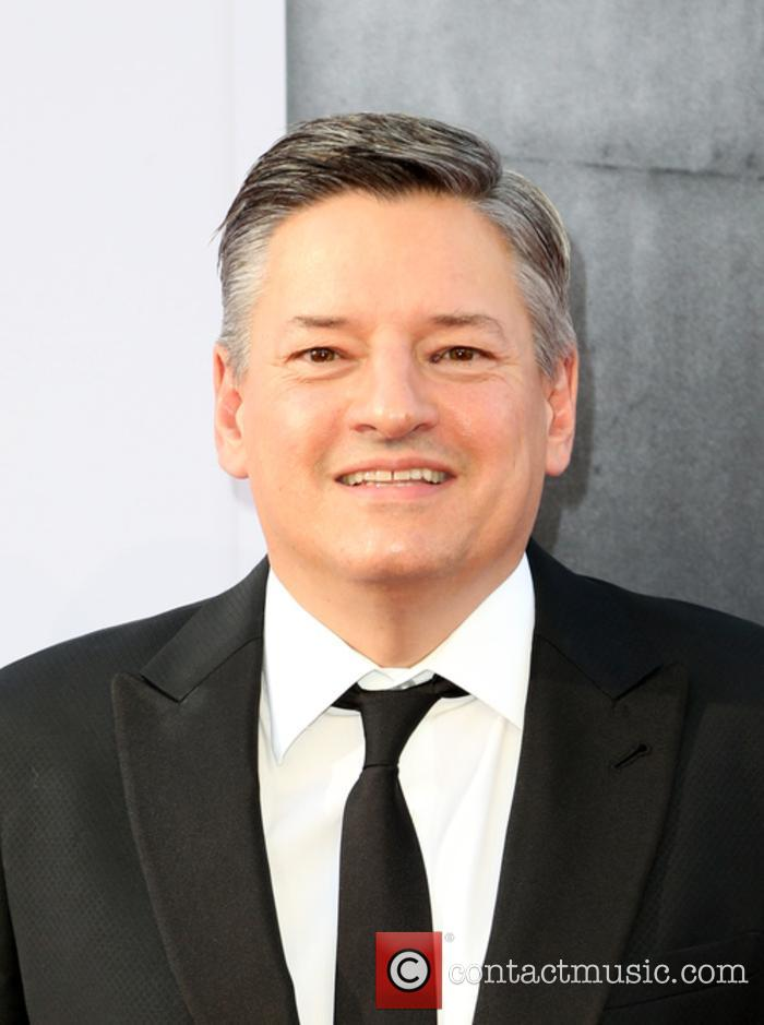 Ted Sarandos is excited by the new Netflix deal