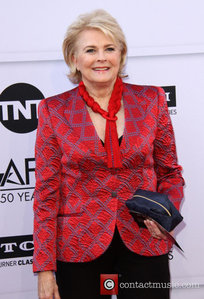 Candice Bergen at the AFI Life Achievements Awards gala