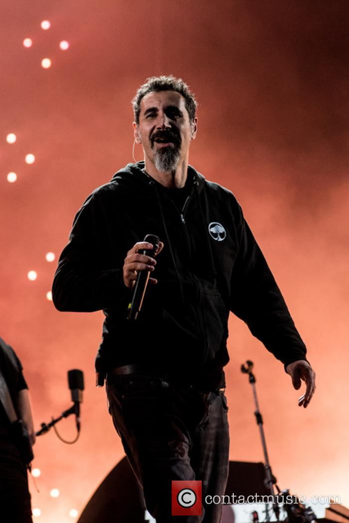 System of a Down at Download Festival
