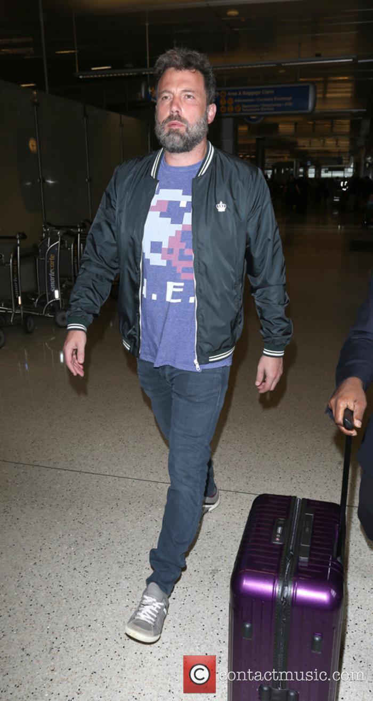 Ben Affleck snapped at LAX