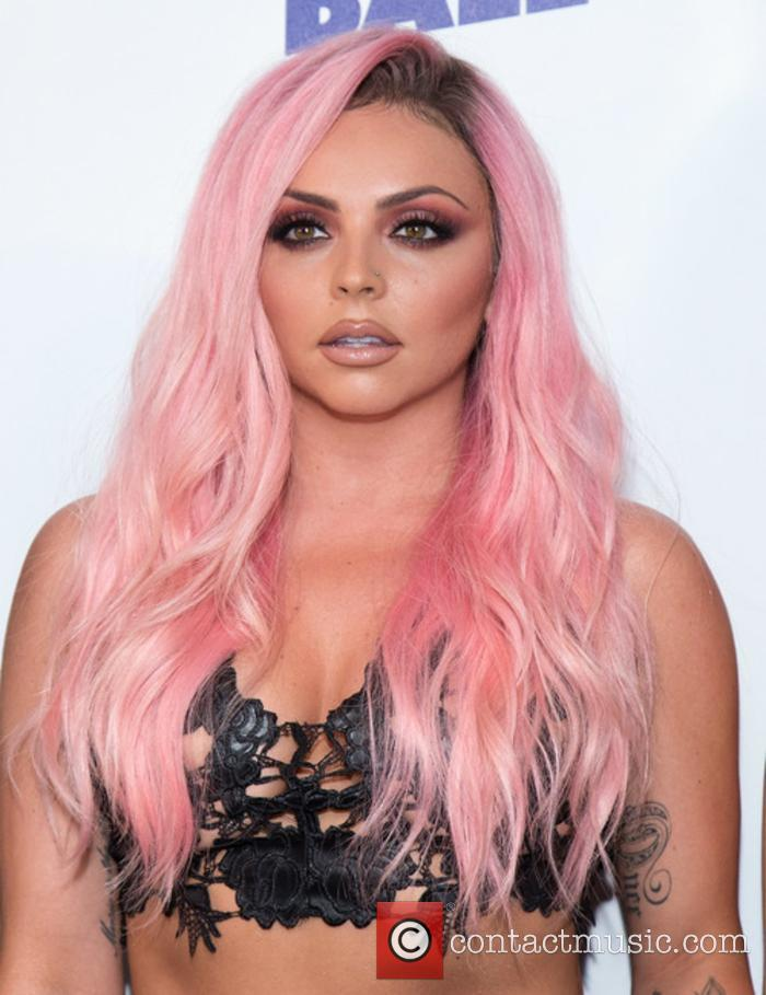Jesy Nelson at Capital FM's Summertime Ball
