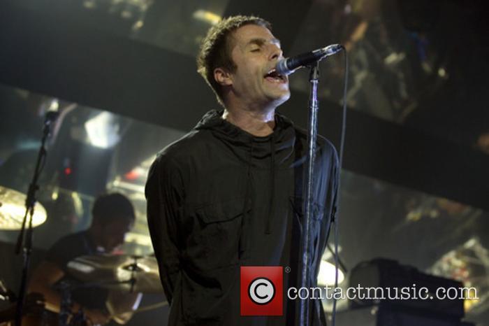 Liam Gallagher live in Glasgow