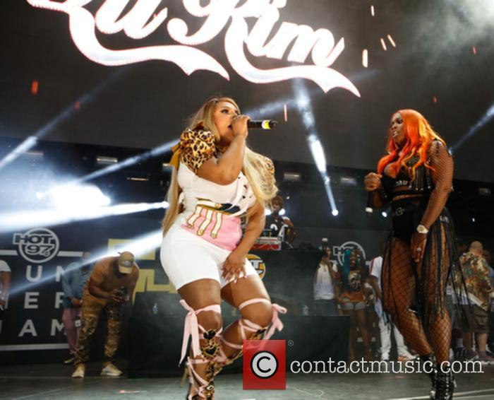 Lil Kim and Remy Ma 4