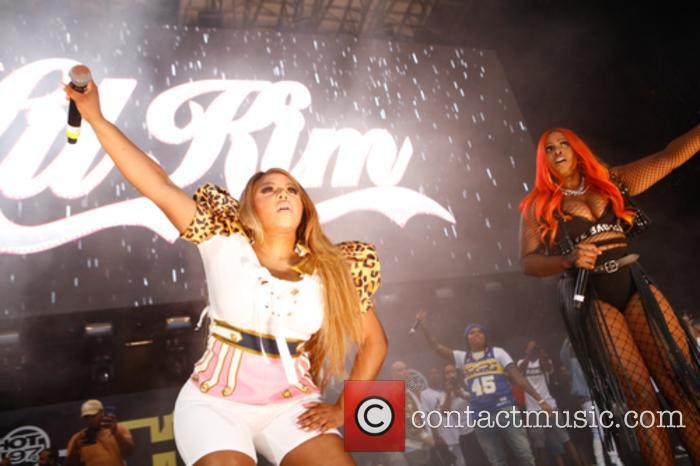 Lil Kim and Remy Ma 8