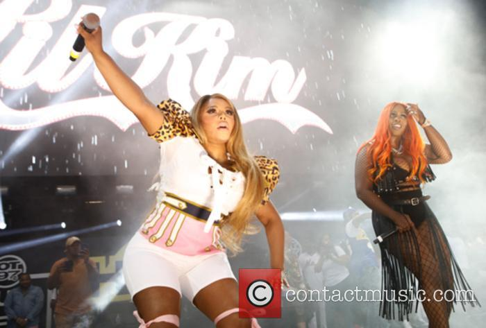 Lil Kim and Remy Ma 9