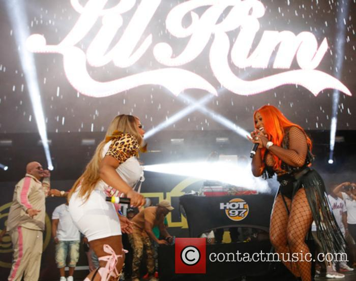 Lil Kim and Remy Ma 10