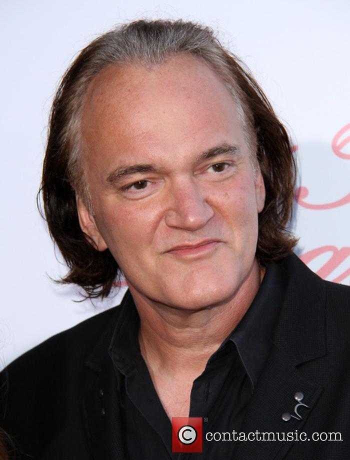 Quentin Tarantino is an old-fashioned type of guy