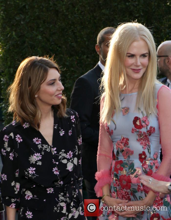 Sofia Coppola and Nicole Kidman 5