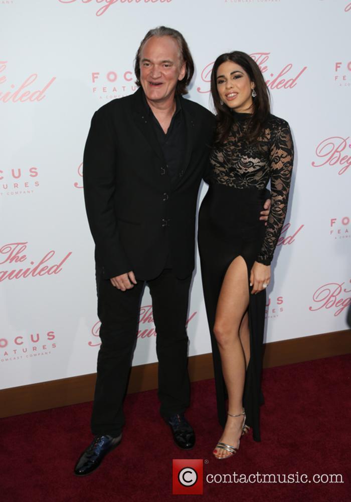 Quentin Tarantino and Daniela Pick 3