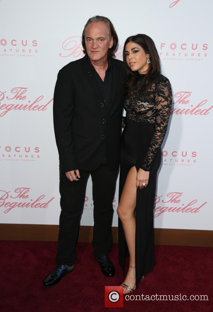 Quentin Tarantino and Daniela Pick 5