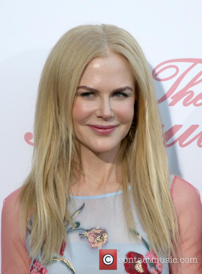 Nicole Kidman Was Shocked Over Racy Magazine Shoot