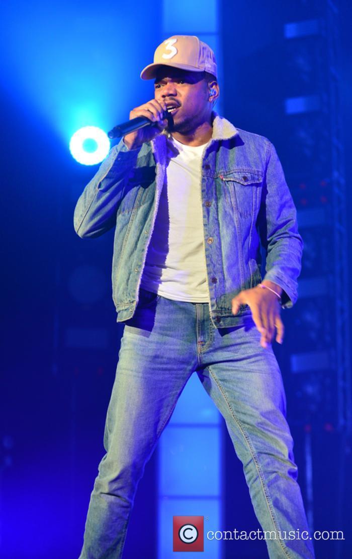 Chance The Rapper and Chancelor Johnathan Bennett 9