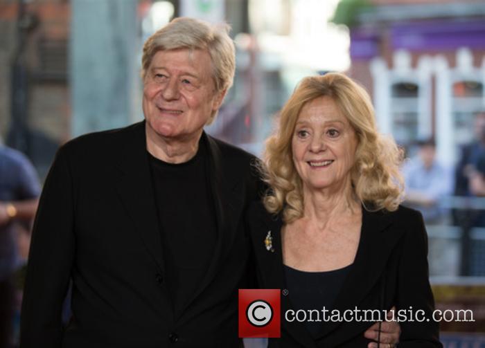 Martin Jarvis and Rosalind Ayres
