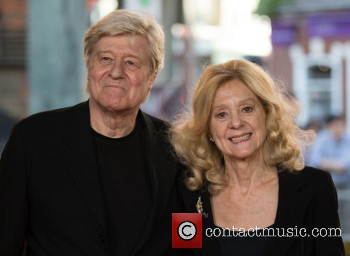 Martin Jarvis and Rosalind Ayres