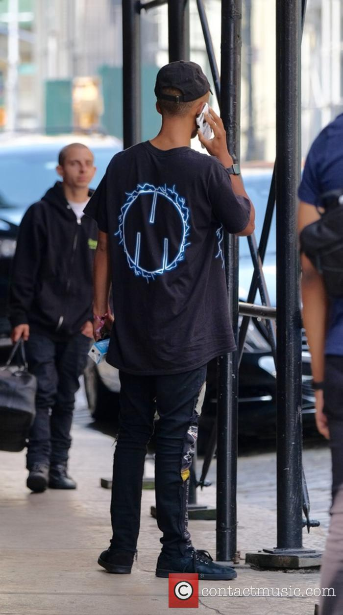 Jaden Smith out and about in New York