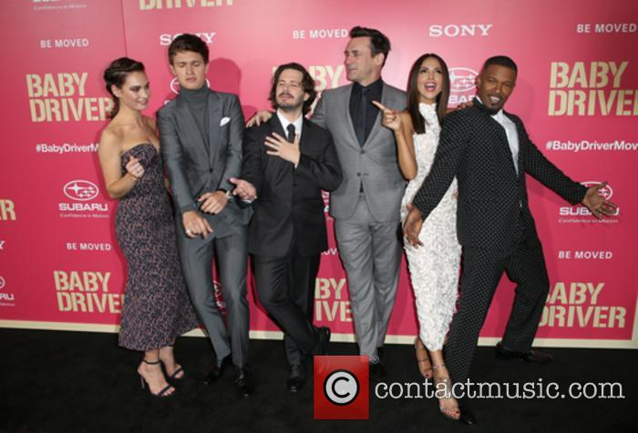 Los Angeles premiere of Sony Pictures' 'Baby Driver'