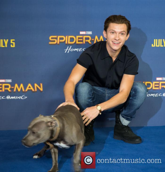 Tom Holland and Tessa 2