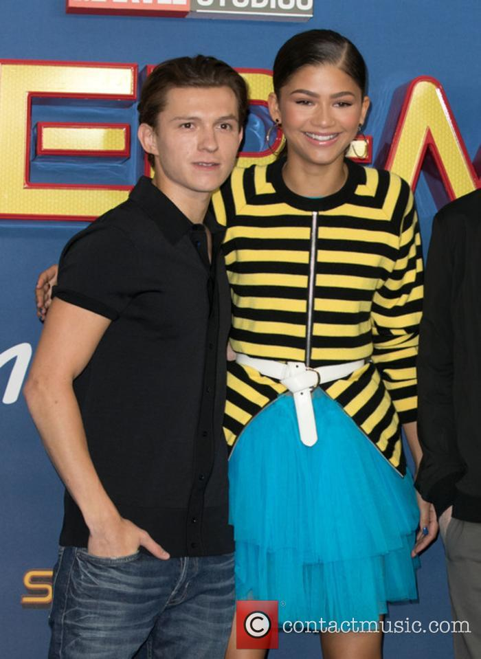 Tom Holland and Zendaya 10