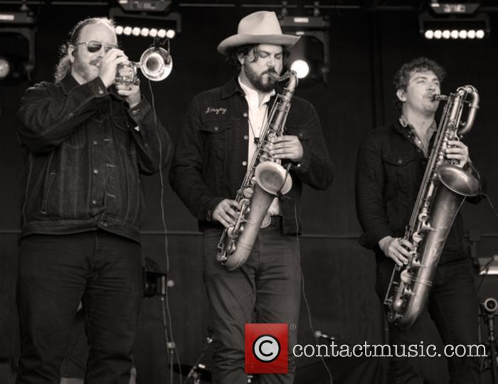 Nathaniel Rateliff and The Night Sweats 1
