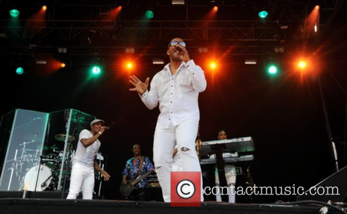 Kool & the Gang play Blenheim Palace