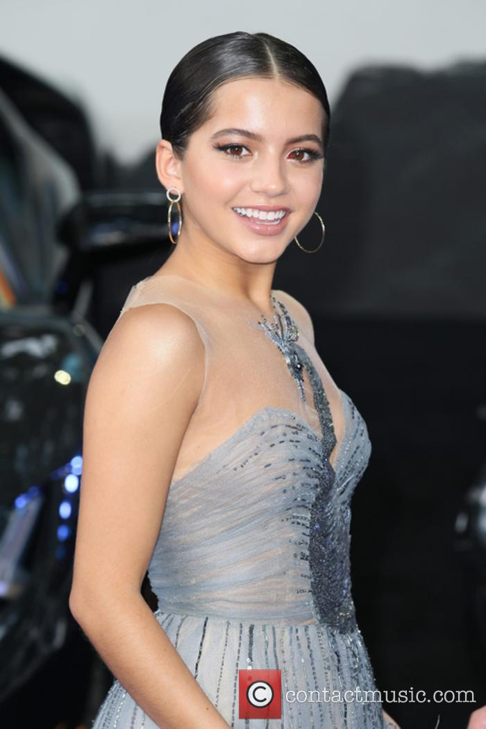 Transformers and Isabela Moner 6