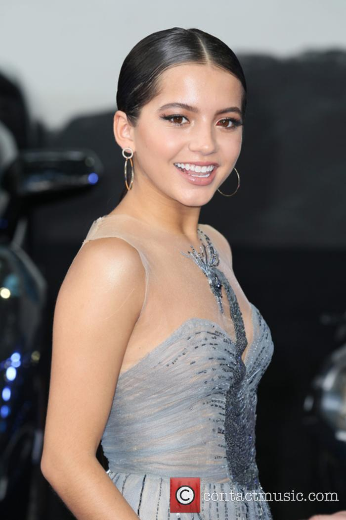 Transformers and Isabela Moner 7