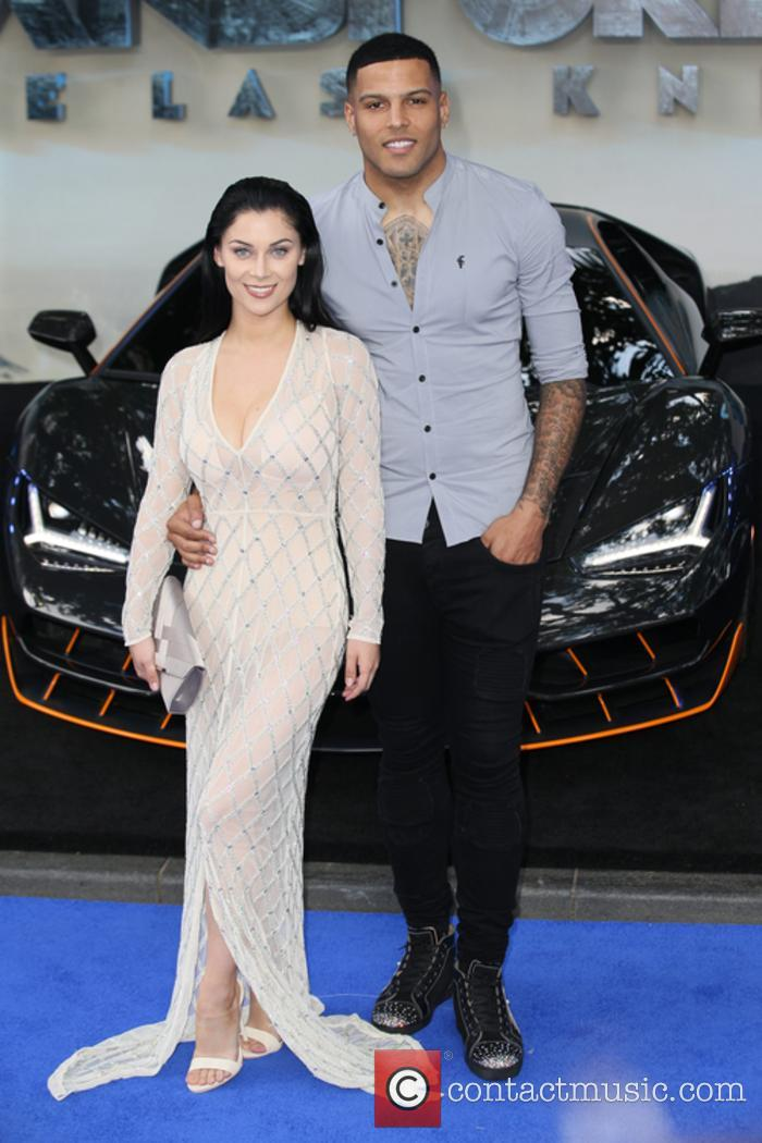 Transformers and Cally Jane Beech 10