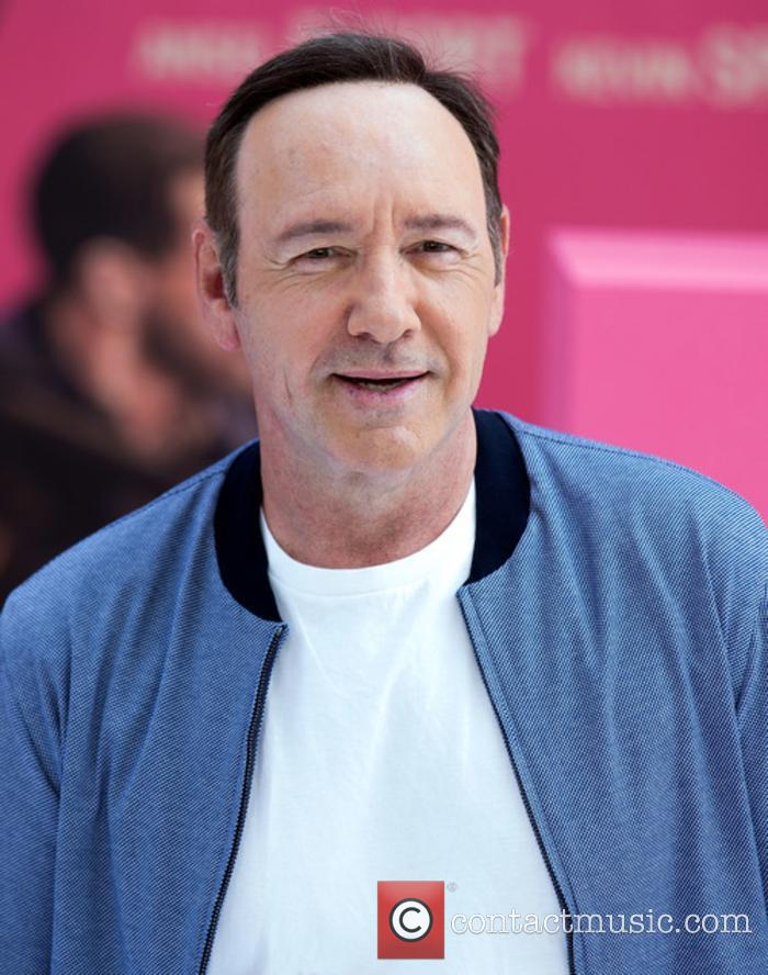 Kevin Spacey at 'Baby Driver' premiere