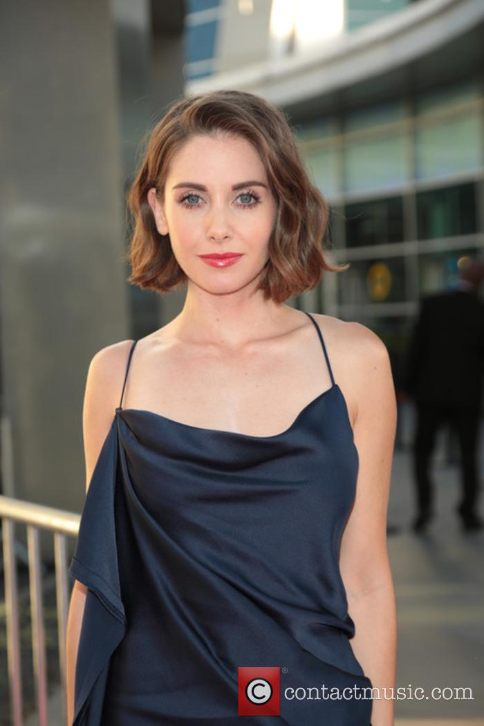 Alison Brie On