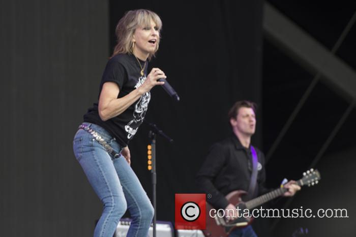Chrissie Hyndes and The Pretenders 4