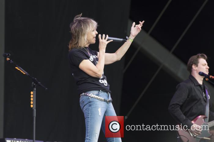 Chrissie Hyndes and The Pretenders 5