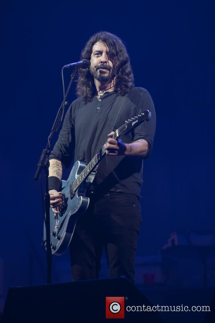 Dave Grohl and Foo Fighters 2