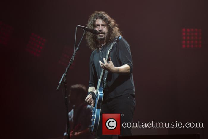 Foo Fighters headline the Pyramid Stage on Saturday
