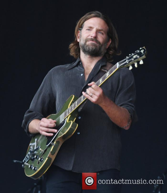 Bradley Cooper recently rocked out at Glastonbury Festival