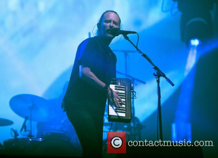 Radiohead headline the Pyramid Stage on Friday